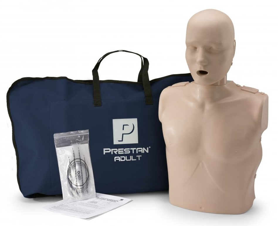 Prestan Adult CPR Manikin with Monitor